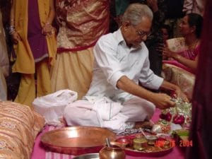 wedding ceremony in india