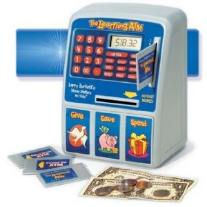 learning atm for teaching kids about money