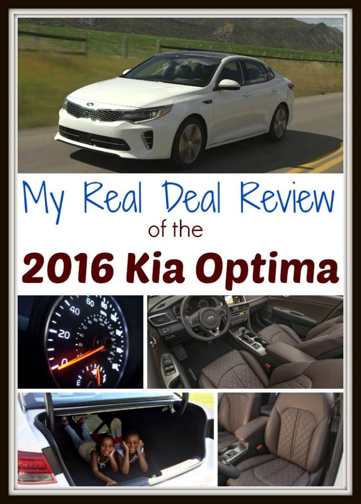 The 2016 Kia Optima is a reliable, versatile, family friendly car at an affordable cost. View the full Kia Optima review here.