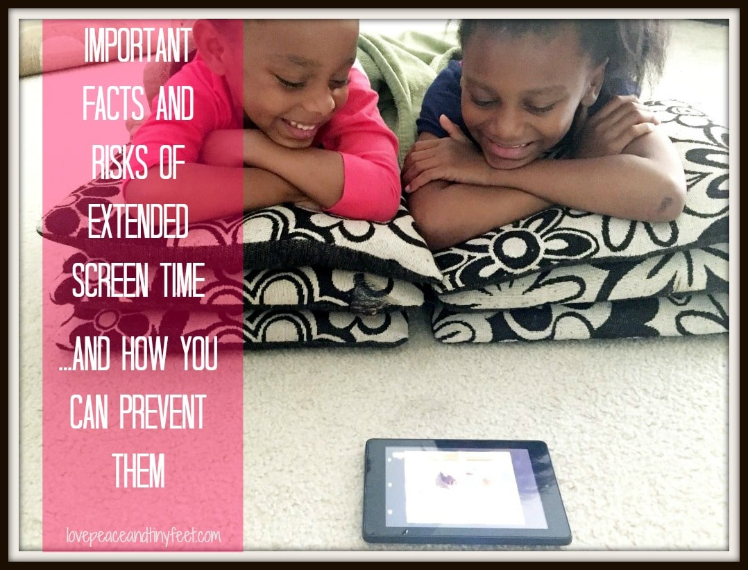 Important facts and risks of extended screen time and how you can prevent them to protect your eyes.