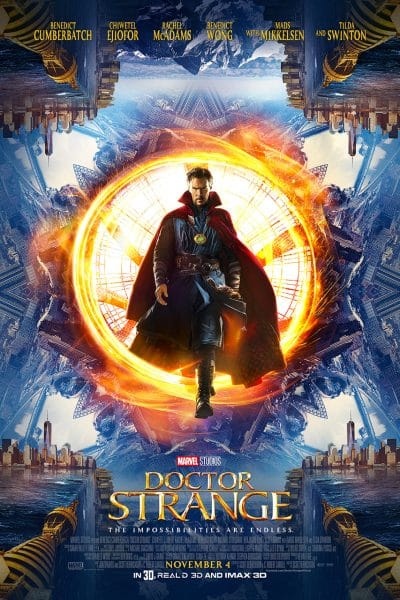 Marvel's Doctor Strange in theaters this Nov.! View the official trailer here!