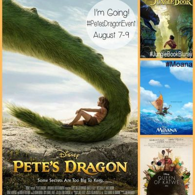 Follow me to Los Angeles for my first Red Carpet Premiere! #PetesDragonEvent #QueenofKatwe #Moana #JungleBookBluRay