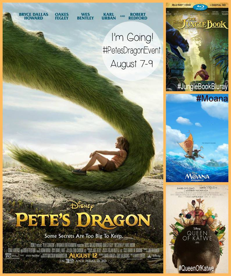 Pete's Dragon Red Carpet Premiere