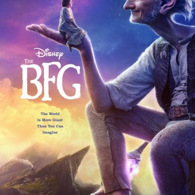 Disney's the BFG in theaters now