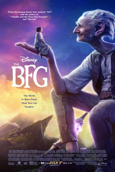 Disney's The BFG Activity Sheets For Kids #TheBFG