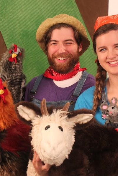 Now Playing: Old MacDonald's Farm at the Center For Puppetry Arts