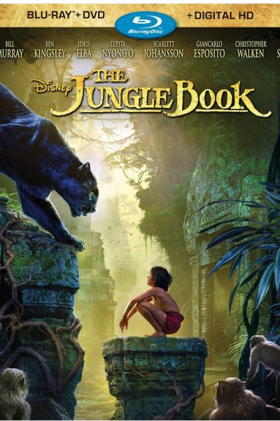 Disney's The Jungle Book Exclusive Bonus Features #JungleBookBluRay #PetesDragonEvent