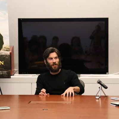 Wes Bentley talks Disney, Pete's Dragon, & caring for the environment #PetesDragonEvent
