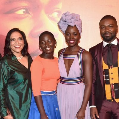 Queen of Katwe Red Carpet Premiere Experience