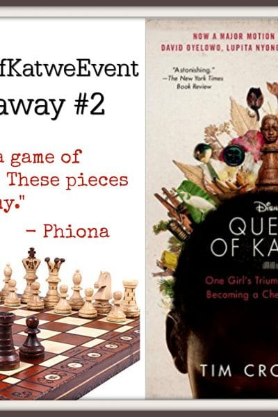 Queen of Katwe Event and Giveaway