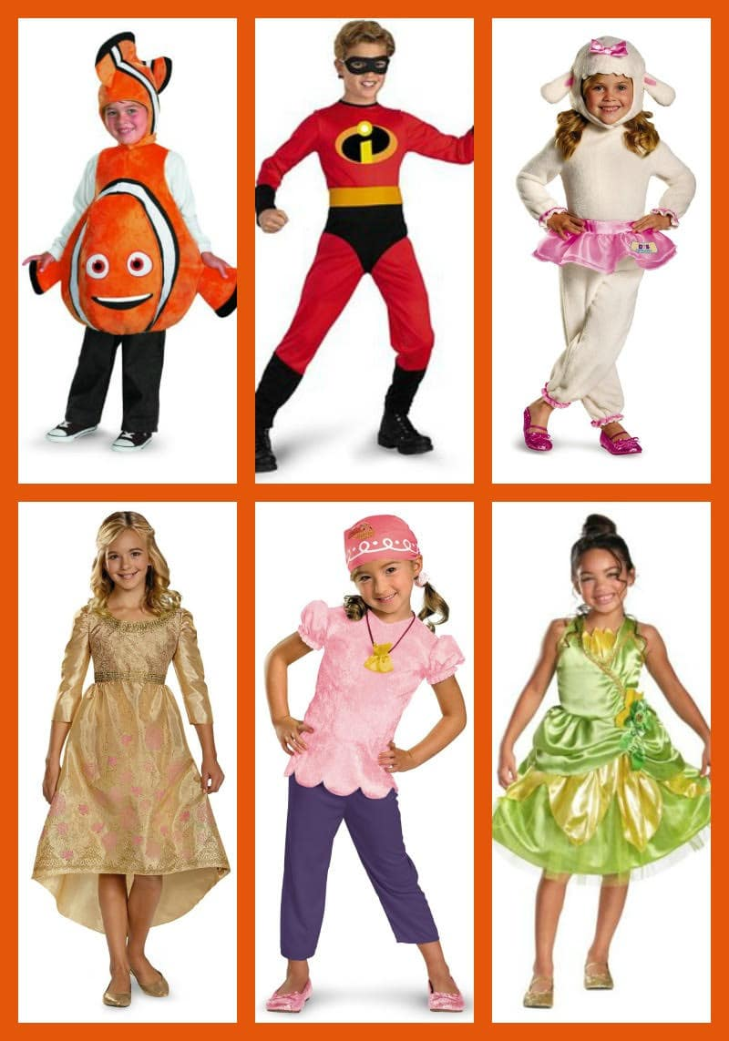 halloween costume ideas for kids 65 disney costumes for 31577