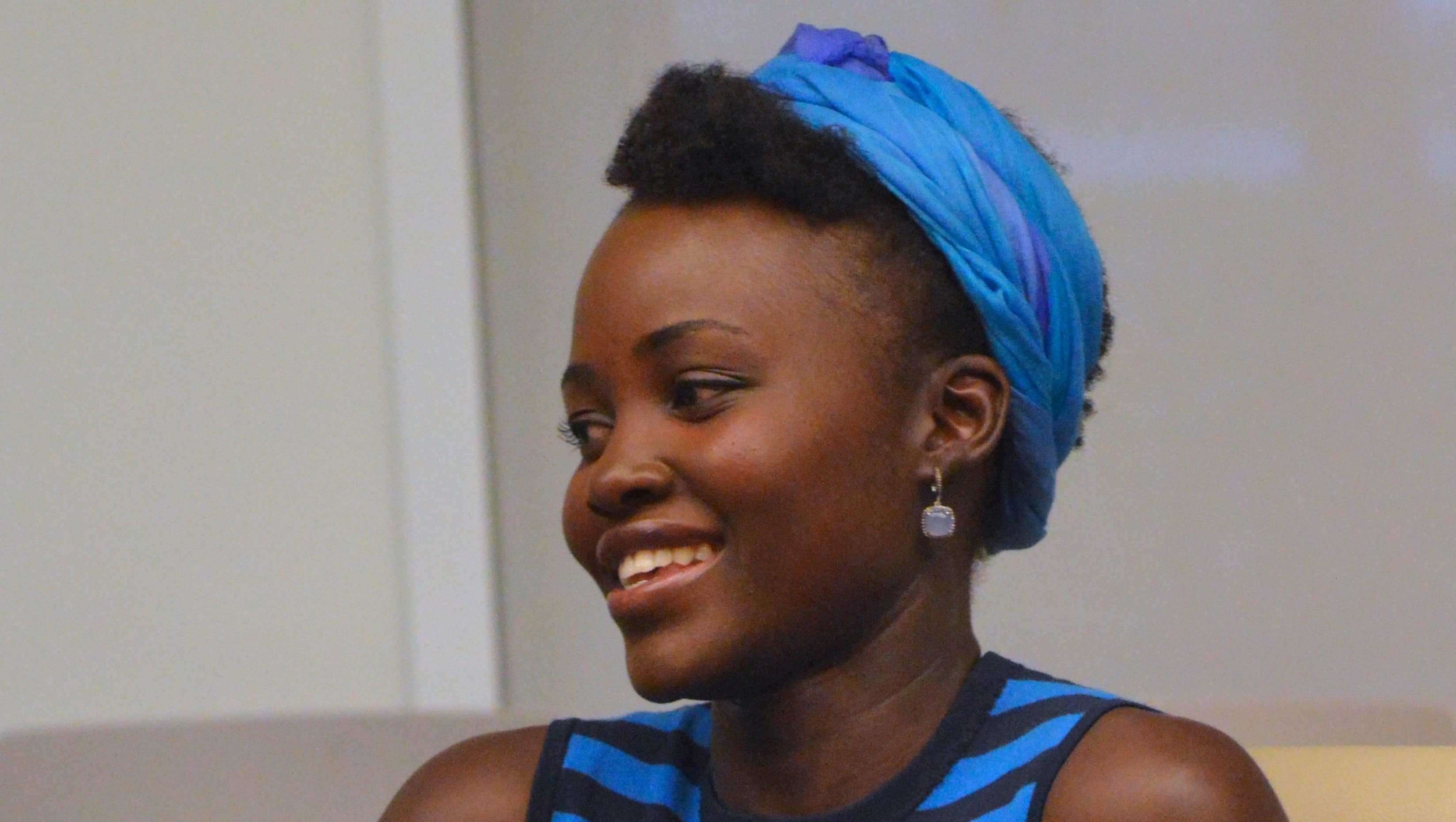 Exclusive Interview with Lupita Nyong'o