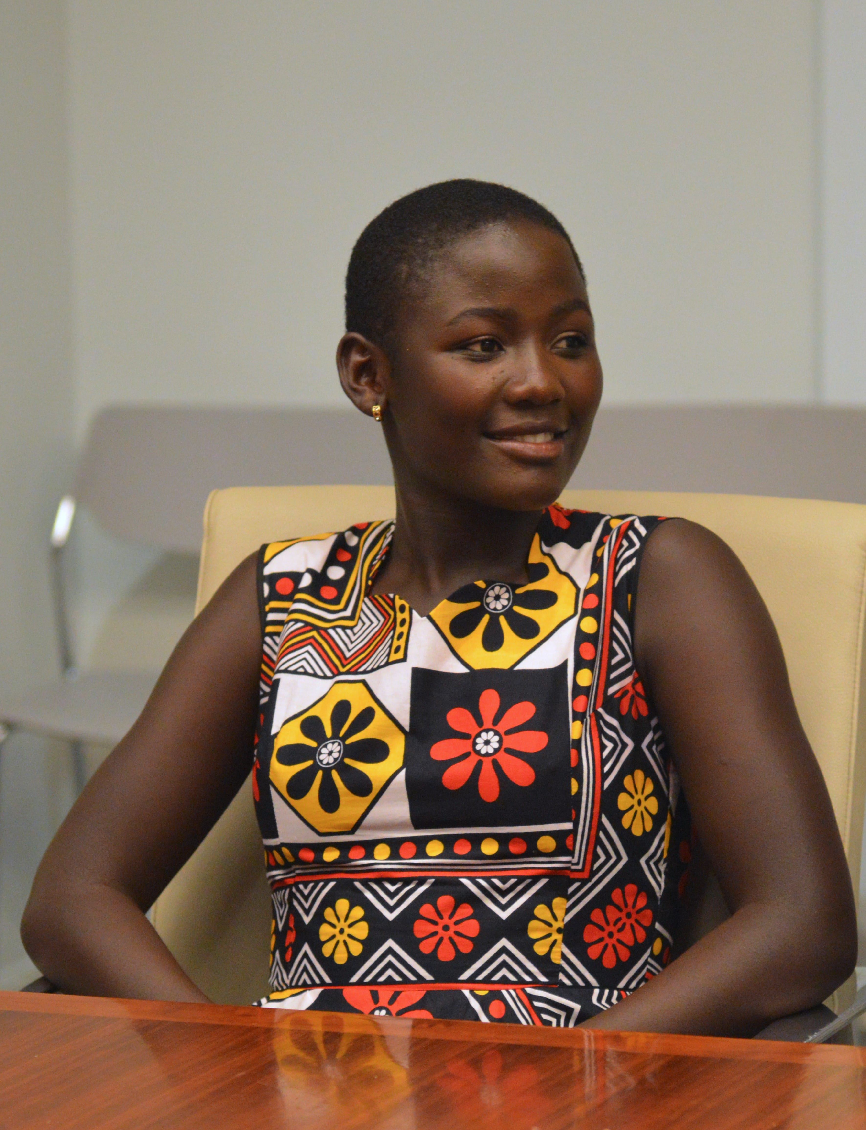 Madina Nawalga star of Queen of Katwe