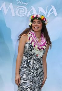 Voice of Moana, Auli'i Cravalho