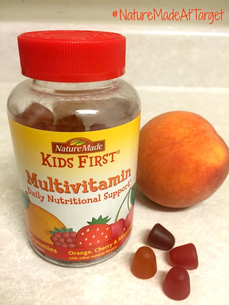 nature made kids first multivitamin