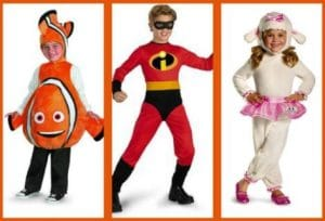 65 Disney Halloween Costumes for Kids