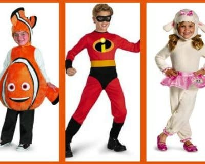 65 Disney Halloween Costumes for Kids