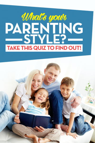 Baumrind Parenting Styles Quiz: What's your Parenting Style? Find out!