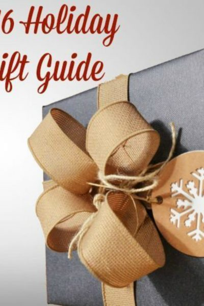 2016-2017 Holiday Gift Guide