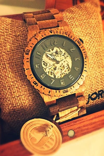 Jord Wood Watches – Review and Giveaway!