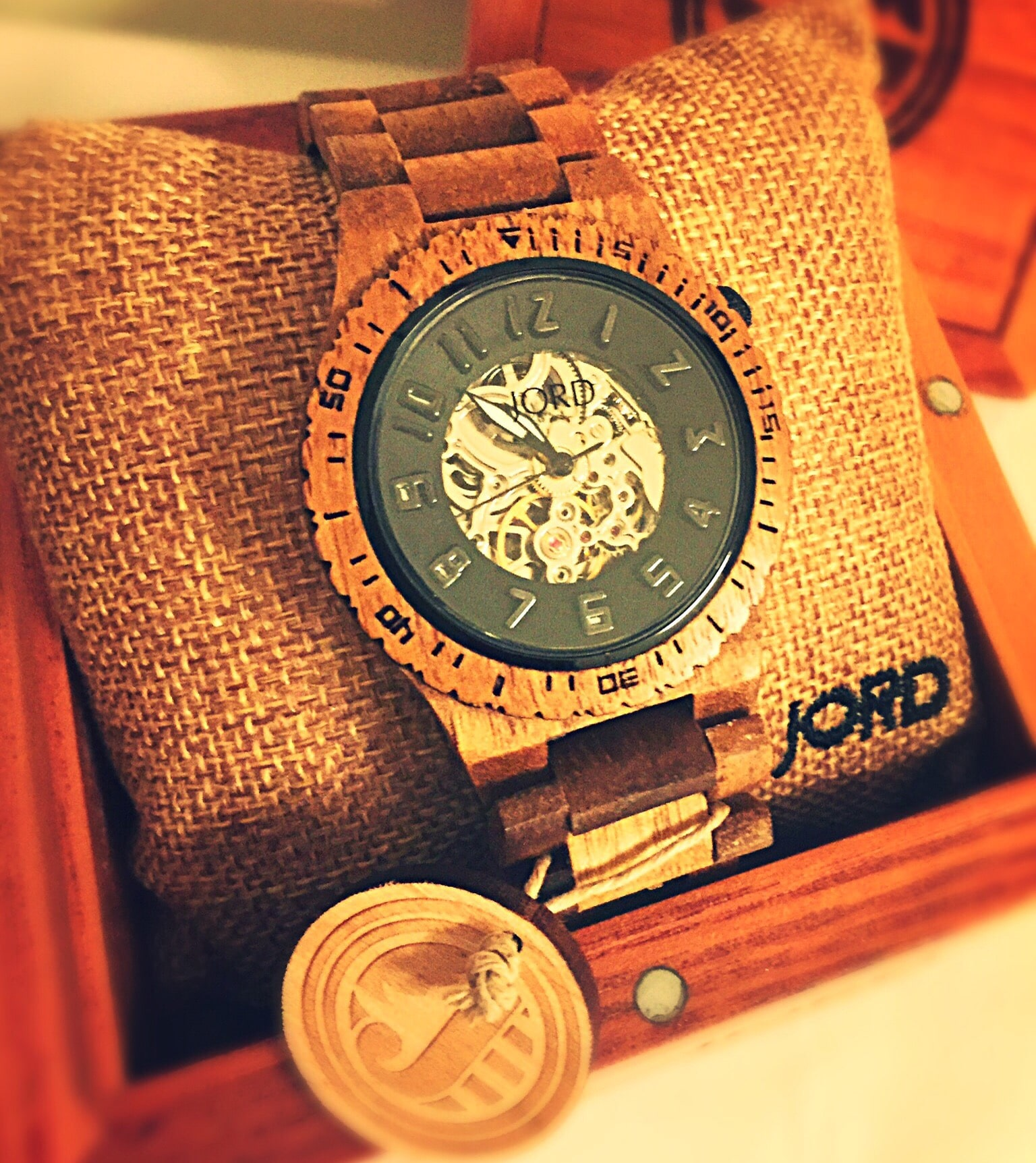 Jord wood watches. Wood watches for men and women
