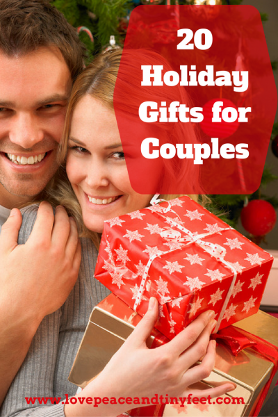 20+ Gift Ideas for Couples