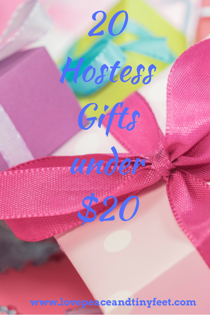 These budget-friendly hostess gifts under $20 are a break from the traditional bottle of wine and will show your hostess how thoughtful you are and how much you appreciate her.
