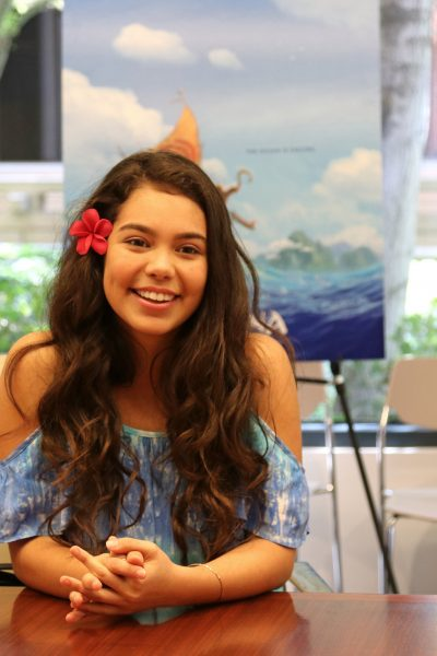 Meet the Voice of Moana: Auli'i Cravalho & Mom Puanani Cravalho