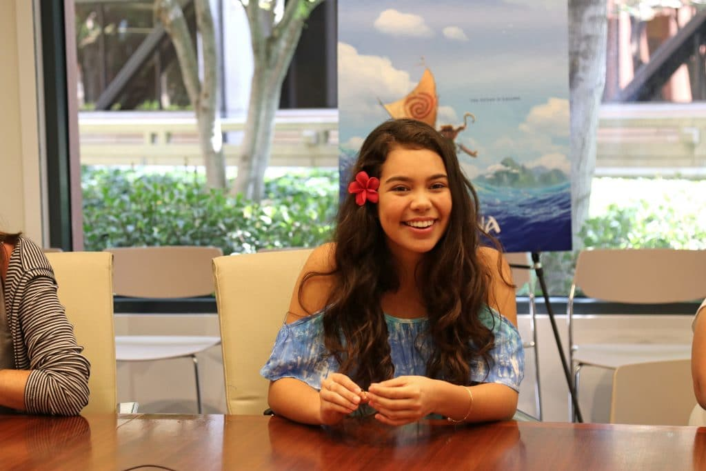 aulii-cravalho first interview