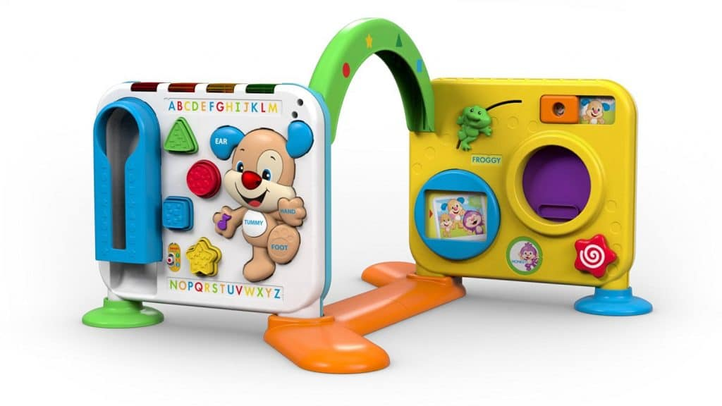 Fisher price laugh and learn learning center