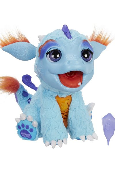 FurReal Friends Torch, My Blazin' Dragon Review | Fur Real Dragon Reviews