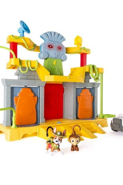 Paw Patrol – Monkey Temple Playset Review