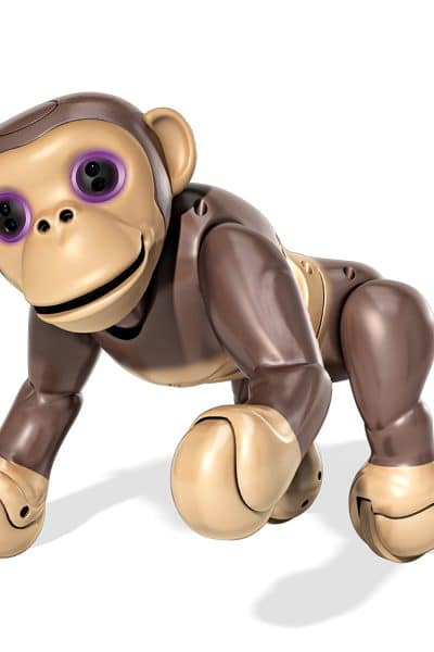 @SpinMaster Zoomer Chimp Review