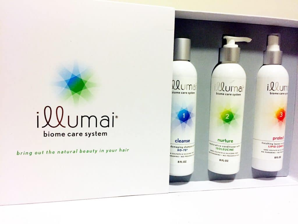 illumai Biome Care System for Hair