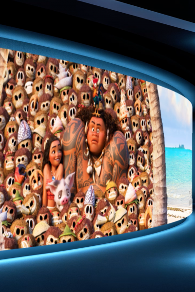 Experience Disney's Moana this week in Dolby Cinema at AMC!