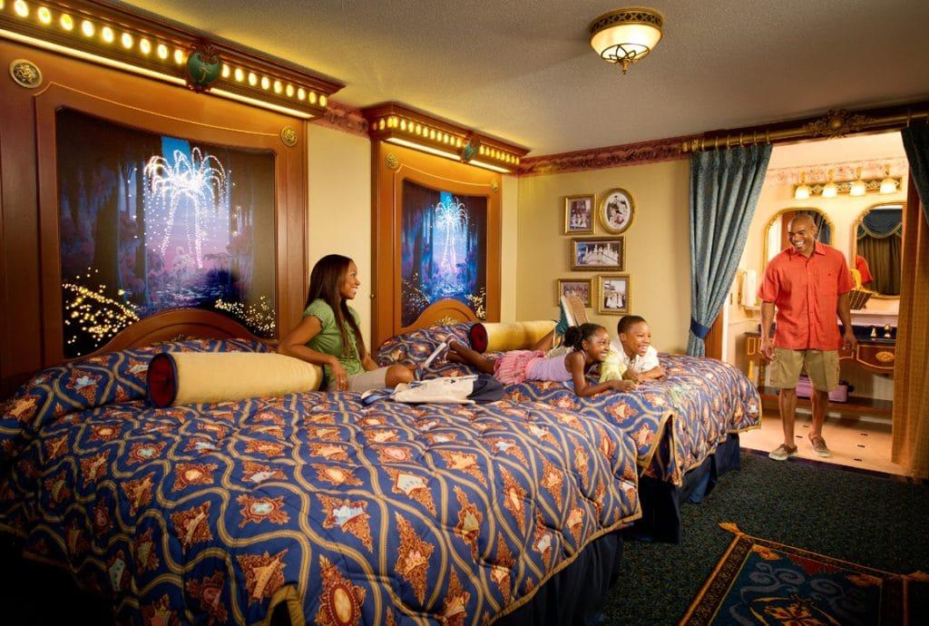Disney's port orleans