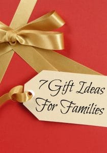 To save time and money on holiday gifts,try family gifts instead of individual gifts. Here are some family gift ideas everyone in the household can enjoy.