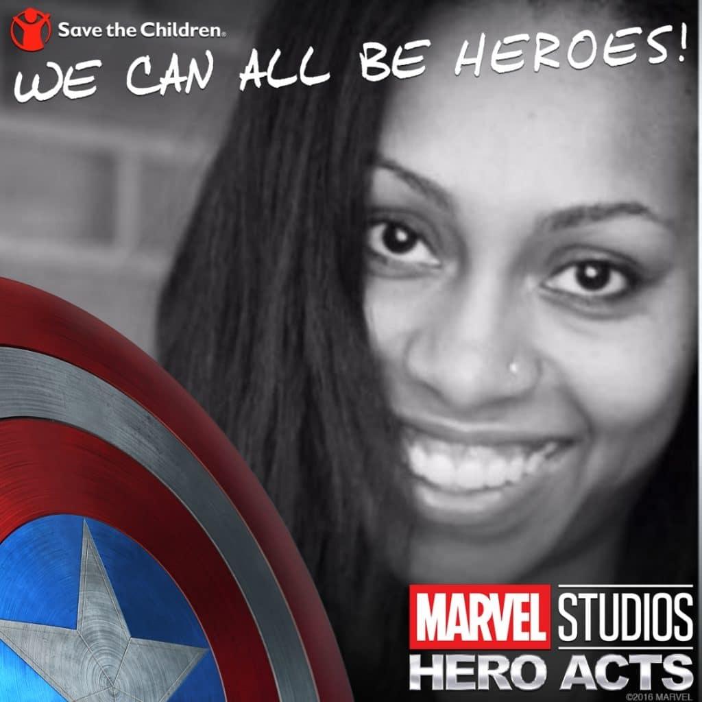 Marvel Superhero photo blogger Ari Adams