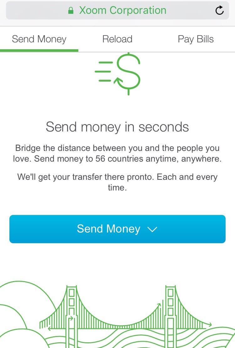 Easy International Money Transfers with Xoom by PayPal