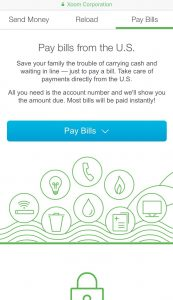 how xoom paypal works to pay bills