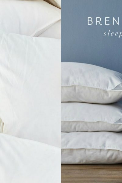 A Safer Night's Sleep with Brentwood Home, plus Giveaway!