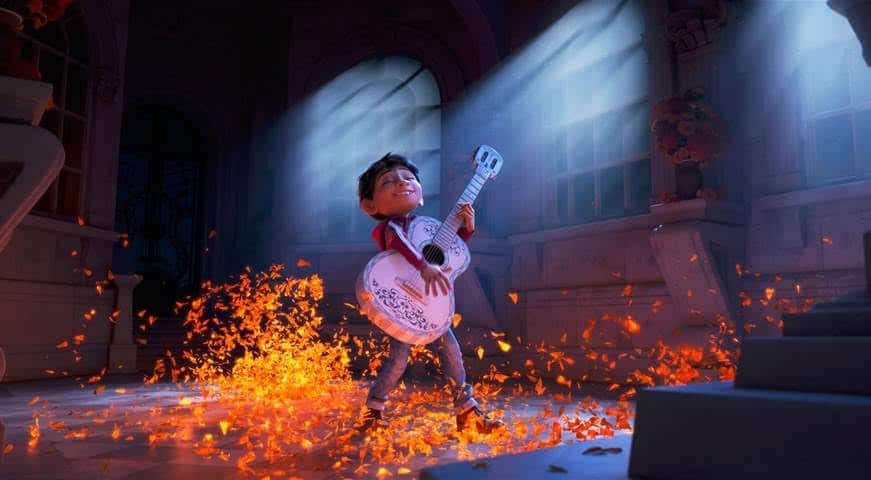 Disney Coco in theaters November 2017