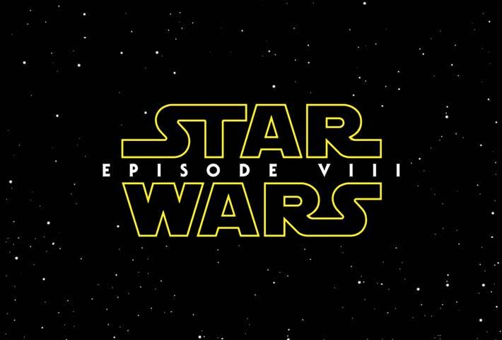 Star Wars Episode VIII in theaters December