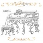 cadenza piano coloring sheet