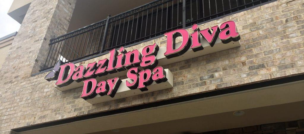 Dazzling Diva Day Spa for kids Marietta GA