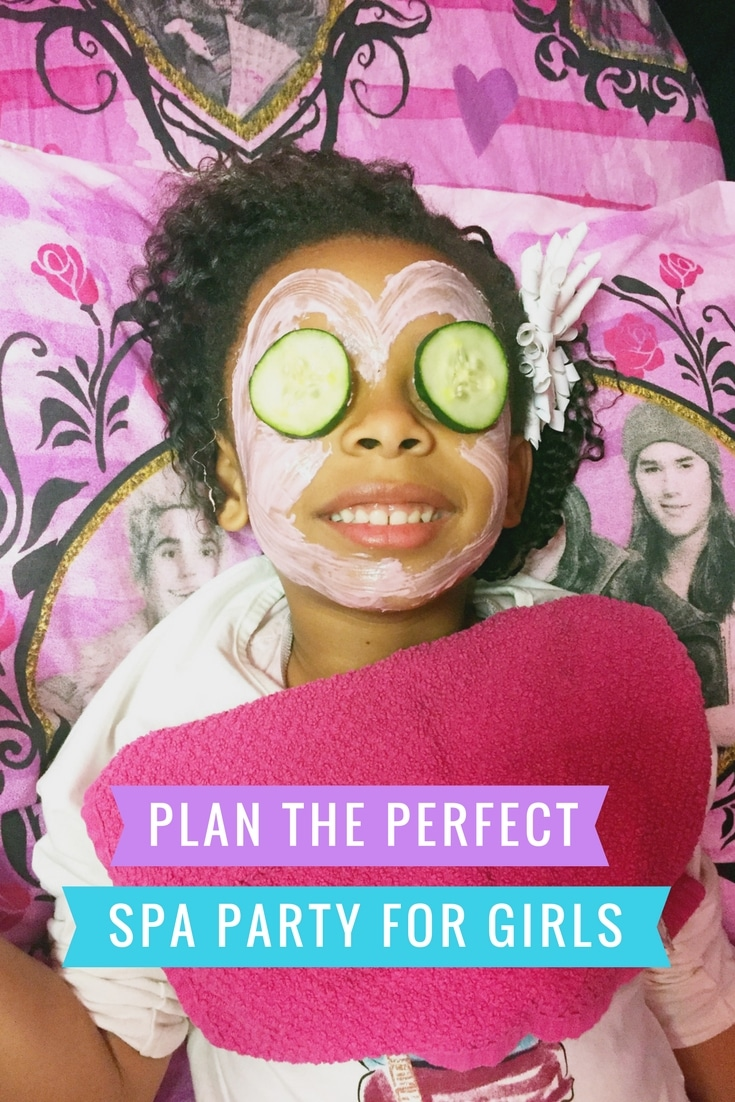 If you live in the Atlanta, GA area and are planning a spa birthday party for kids, Dazzling Diva Day Spa in Marietta, GA is the perfect kids spa your girls will love!