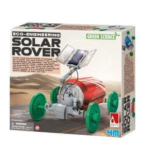 eco solar rover easy science project kit