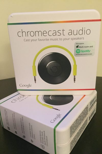 5 things to know about Google Chromecast Audio