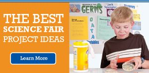 easy science fair projects