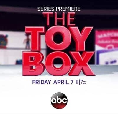 ABC's The Toy Box is my new obsession! Here's Why…